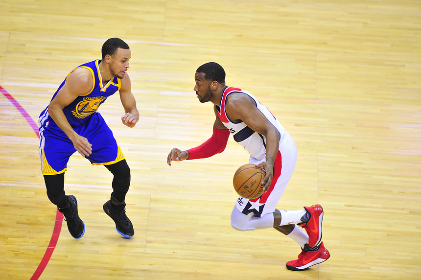 NBA - Golden State Warriors vs. Washington Wizards, March 1, 2017