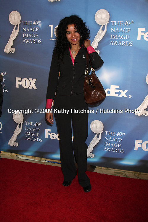 Mari Morrow  arriving at the NAACP Luncheon  at the Beverly Hills Hotel in Beverly Hills, CA on .February 7, 2009.©2009 Kathy Hutchins / Hutchins Photo..