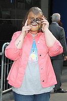 MAY 23 Chewbacca Mom at 'Good Morning America' in NYC