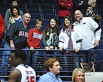 "Ole Miss vs. Auburn at the C.M. ""Tad"" Smith Coliseum on Saturday, February 23, 2013. Mississippi won 88-55. (AP Photo/Oxford Eagle, Bruce Newman)"