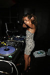 DJ Ms_Nix Spinnin at ESPN The Magazine Presents the 10th Annual Pre-Draft Party Held at The IAC Building, NY  4/24/13
