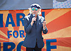 Pro EU Rally <br /> Parliament Square, Westminster, London, Great Britain <br /> 2nd July 2016 <br /> March For Europe <br /> <br /> Sir Bob Geldof <br /> speaks <br /> <br /> Photograph by Elliott Franks <br /> Image licensed to Elliott Franks Photography Services