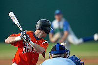 SAN ANTONIO, TX - MAY 4, 2007: The Texas A&M University Corpus Christi Islanders vs. The University of Texas at San Antonio Roadrunners Baseball at Roadrunner Field. (Photo by Jeff Huehn)