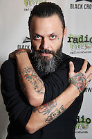 NOV 14 Justin Furstenfeld of Blue October visits Radio 104.5 PA