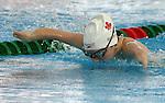 Rio de Janeiro-4/9/2016- Danielle Dorris training prior to the Rio 2016 Paralympic Games at the Olympic Aquatics Stadium . Photo Scott Grant/Canadian Paralympic Committee
