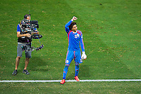 Fortaleza, Brazil - Tuesday, June 17, 2014: Mexico and Brazil played to a 0-0 draw during World Cup group play at Est&aacute;dio Castel&atilde;o.<br /> <br /> 17/06/2014/MEXSPORT/OSVALDO AGUILAR<br /> <br /> Estadio: Castelao, Fortaleza