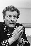 "April 1968, Manhattan, New York City, New York State, USA. Director Jean-Louis Barrault presents ""Carmen Noire"" at the Metropolitan Opera House. Image by © JP Laffont"