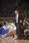 25 MAR 1967:  UCLA coach John Wooden during the NCAA Final Four basketball championship held in Louisville, KY at Freedom Hall. UCLA defeated Dayton 79-64 for the title. Photo Copyright Rich Clarkson
