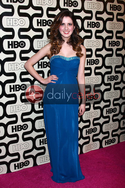 LOS ANGELES - JAN 13:  Laura Marano arrives at the 2013 HBO Post Golden Globe Party at Beverly Hilton Hotel on January 13, 2013 in Beverly Hills, CA