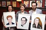 'Fun Home' Creative team recieve Sardi's Portraits