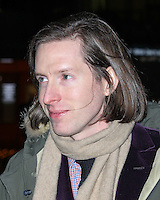 """NEW YORK CITY, NY, USA - FEBRUARY 26: Wes Anderson at the New York Premiere of Fox Searchlight Pictures' """"The Grand Budapest Hotel"""" held at Alice Tully Hall on February 26, 2014 in New York City, New York, United States. (Photo by Jeffery Duran/Celebrity Monitor)"""
