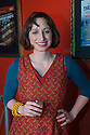 London, UK. 24.02.2014. Isy Suttie, who plays Mrs P in The A to Z of Mrs P, at the after party for press night.  © Jane Hobson.