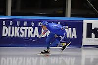 SCHAATSEN: LEEUWARDEN, 22-10-2016, Elfstedenhal,  KNSB Trainingswedstrijden, Ronald Mulder, ©foto Martin de Jong