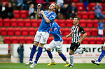 St Johnstone v Dunfermline... 13.08.11   SPL Week 4.Liam Craig misses his penalty kick.Picture by Graeme Hart..Copyright Perthshire Picture Agency.Tel: 01738 623350  Mobile: 07990 594431