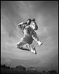 USA Olympic Preview 2004: Steven LOPEZ, 25, Taekwondo, Sugarland, Texas, June 2004...2004 © David BURNETT (CONTACT PRESS IMAGES)