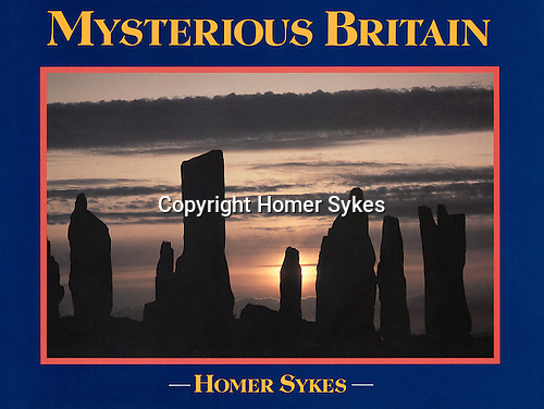 Mysterious Britain. Published by Weidenfeld and Nicolson. 1993.....OUT OF PRINT. I have a few new or nearly new copies left. <br />