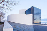The John F. Kennedy Presidential Library and Museum in Dorchester, Boston, Massachusetts, USA
