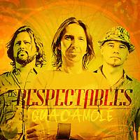 couverture du dernier album des Respectables; Guacamolé