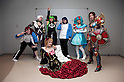 """June 2, 2012, Tokyo, Japan - Foreing women dress as a anime character at the Moe Culture Festival 2012.  The Anime and Cosplay exhibition """"Moe Culture Festival 2012"""" from June 2nd to 3rd at Otaku Sangyou Plaza Pio.."""