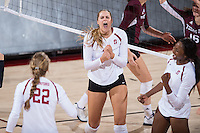 20150828 Stanford Volleyball vs Texas A-M