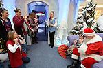 CCM Signing Santa