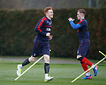 David Bates and Aidan Wilson