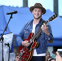 MAY 29 Niall Horan performs on NBC's Today Show Citi Concert Series