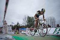 Tom Meeusen (BEL/Telenet-Fidea)<br /> <br /> Jaarmarktcross Niel 2015  Elite Men &amp; U23 race
