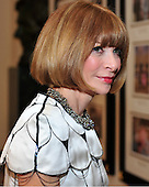 Anna Wintour, Editor-in-Chief, Vogue Magazine arrives for the Official Dinner in honor of Prime Minister David Cameron of Great Britain and his wife, Samantha, at the White House in Washington, D.C. on Tuesday, March 14, 2012..Credit: Ron Sachs / CNP.(RESTRICTION: NO New York or New Jersey Newspapers or newspapers within a 75 mile radius of New York City)