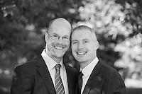 Davis and David get married