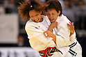 (L to R) Kaoru Matsumoto (JPN), Nae Udaka (JPN),.MAY 13, 2012 - Judo : All Japan Selected Judo Championships Women's -57kg at Fukuoka Convention Center, Fukuoka, Japan. (Photo by Jun Tsukida/AFLO SPORT) [0003] .