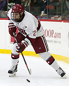 Phil Zielonka (Harvard - 72) - The Harvard University Crimson defeated the St. Lawrence University Saints 6-3 (EN) to clinch the ECAC playoffs first seed and a share in the regular season championship on senior night, Saturday, February 25, 2017, at Bright-Landry Hockey Center in Boston, Massachusetts.