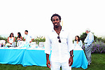 NFL Cincinnati Bengals' Linebacker Dhani Jones attends &quot;Beach Glamour in the Hamptons, A Benefit Party<br />