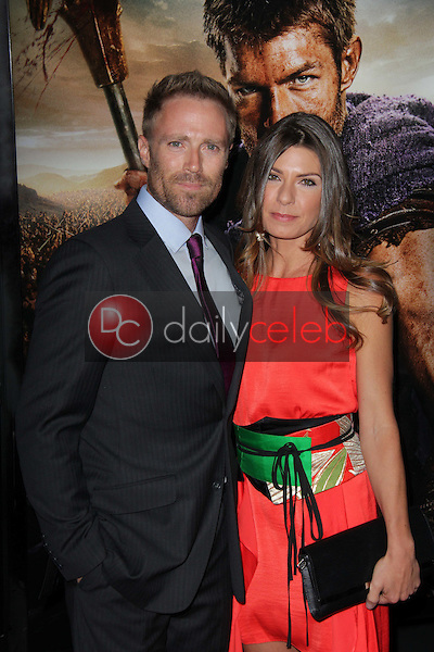 Ditch Davey<br /> at the &quot;Spartacus: War Of The Damned&quot; Los Angeles Premiere, Regal Cinemas, Los Angeles, CA 01-22-13<br /> David Edwards/DailyCeleb.com 818-249-4998
