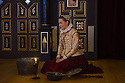 London, UK. 14.01.2014. The new Sam Wanamaker Playhouse, at Shakespeare's Globe, opens with The Duchess of Malfi, by John Webster, directed by Dominic Dromgoole. Picture shows: Sarah MacRae (Cariola). Photograph © Jane Hobson.