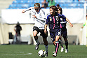 Nahomi Kawasumi (JPN), MARCH 7, 2012 - Football / Soccer : Nahomi Kawasumi of Japan in action during the Algarve Women's Football Cup 2012 final match between Germany 4-3 Japan at Algarve Stadium, Faro, Portugal. (Photo by AFLO) [2268]
