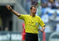 Fussball 2. Bundesliga:  Saison   2012/2013,    3. Spieltag  1. FC Kaiserslautern - TSV 1860 Muenchen   26.08.2012 Schiedsrichter Markus Schmidt