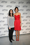 Dara Gordon and Veronica Webb Attend Jeffrey Fashion Cares 10th Anniversary New York Fundrasier Hosted by Emmy Rossum Held at the Intrepid, NY 4/2/13