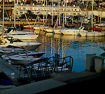 Puerto Colon harbour harbour,Tenerife. Canary Islands, Spain,Tenerife. Canary Islands, Spain