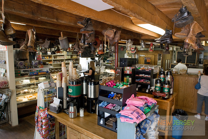 Oldwick General Store, c1750, Oldwick, Tewksbury Township, Hunterdon County, New Jersey