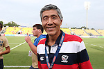 17 August 2013: USA Rugby board member, and part owner of the San Francisco Giants and DC United, Will Chang. The United States Men's National Rugby Team played the Canada Men's Nationa Rugby Team at Blackbaud Stadium in Charleston, South Carolina in the first leg of their 2015 Rugby World Cup Qualifying Series. Canada won the game 27-9.