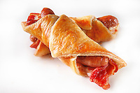 Sausage & Bacon breakfast pastry