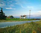 Jonesport, Maine, 1992