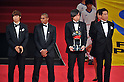 Gamba Osaka team group, DECEMBER 5, 2011 - Football : 2011 J.League Awards at Yokohama Arena, Kanagawa, Japan. (Photo by Atsushi Tomura/AFLO SPORT) [1035]