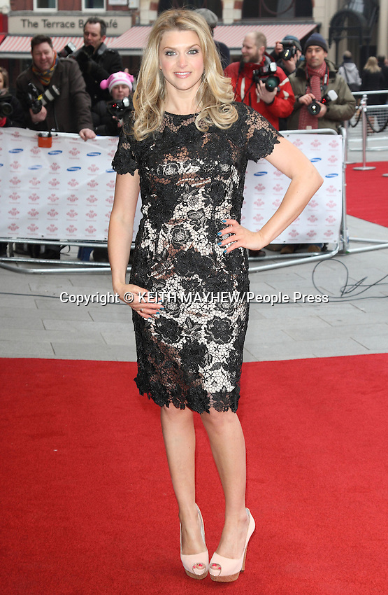 London - Princes Trust Celebrate Success Awards, Odeon Leicester Square, London -  March 26th 2013..Photo by Keith Mayhew..