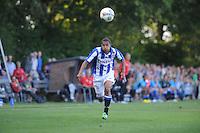 VOETBAL: LANGEZWAAG: Sportpark it Paradyske Langezwaag, 20-07-2013, Oefenwedstrijd SC Heerenveen - AA Gent, Einduitslag 1-1, Luciano Slagveer (#17), ©foto Martin de Jong