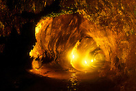 Thurston Lava Tube (Nahuku), Hawaii Volcanoes National Park, Kilauea, Big Island, Hawaii