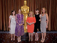 85th Oscars Nominees luncheon - Los Angeles