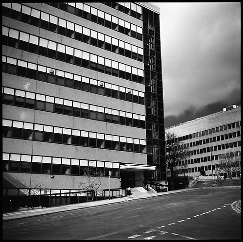 Office Tower, Sheffield 2013 by Paul Cooklin