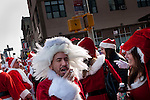SantaCon New York by Chris Maluszynski